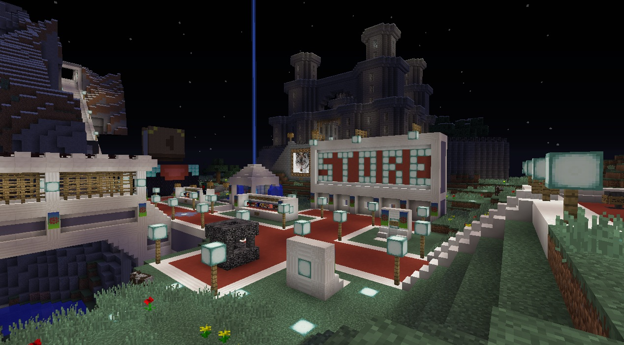 Minecraft CraftyMynes PvP PvE Survival Server Overview Minecraft - Minecraft teleport player to