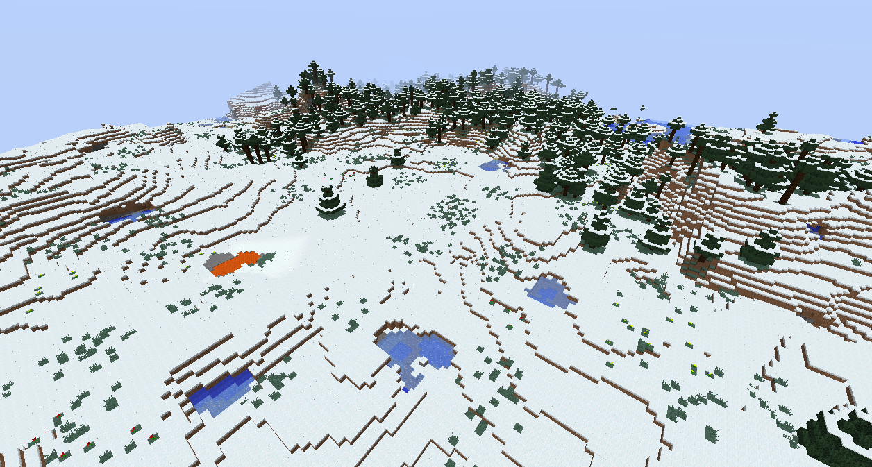 minecraft how to find a plains biome