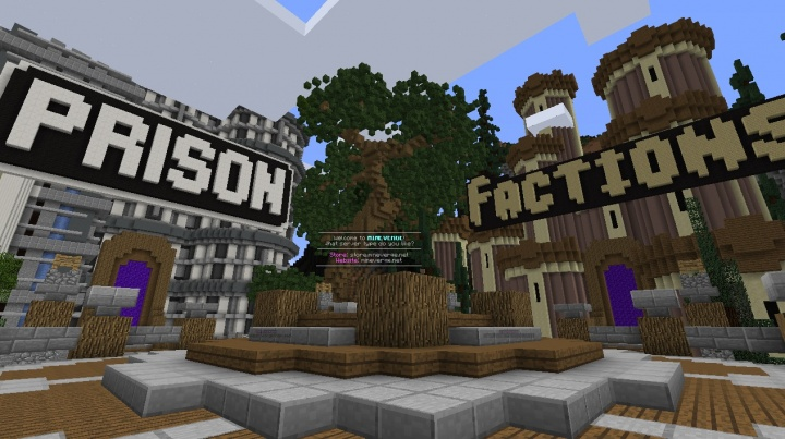 Mythic Pirson Minecraft server with skyblock sky wars prison and factions.jpg