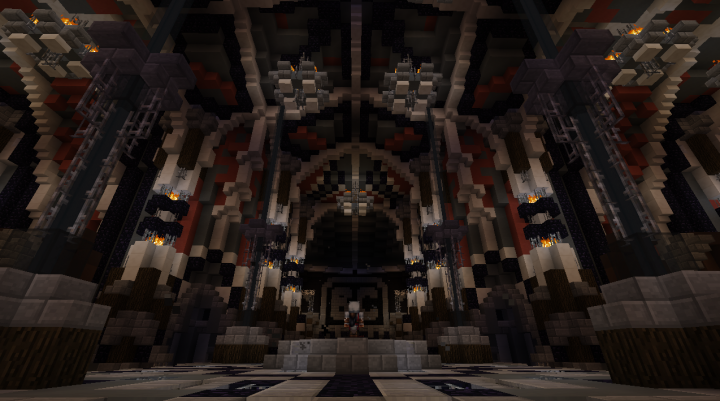 Minecraft BattleCraft Factions PvP server spawn.png