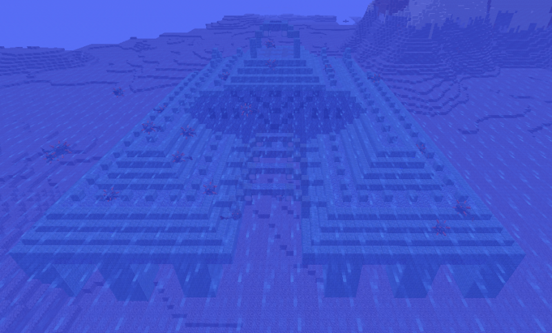 File:Minecraft ocean monument seed.png