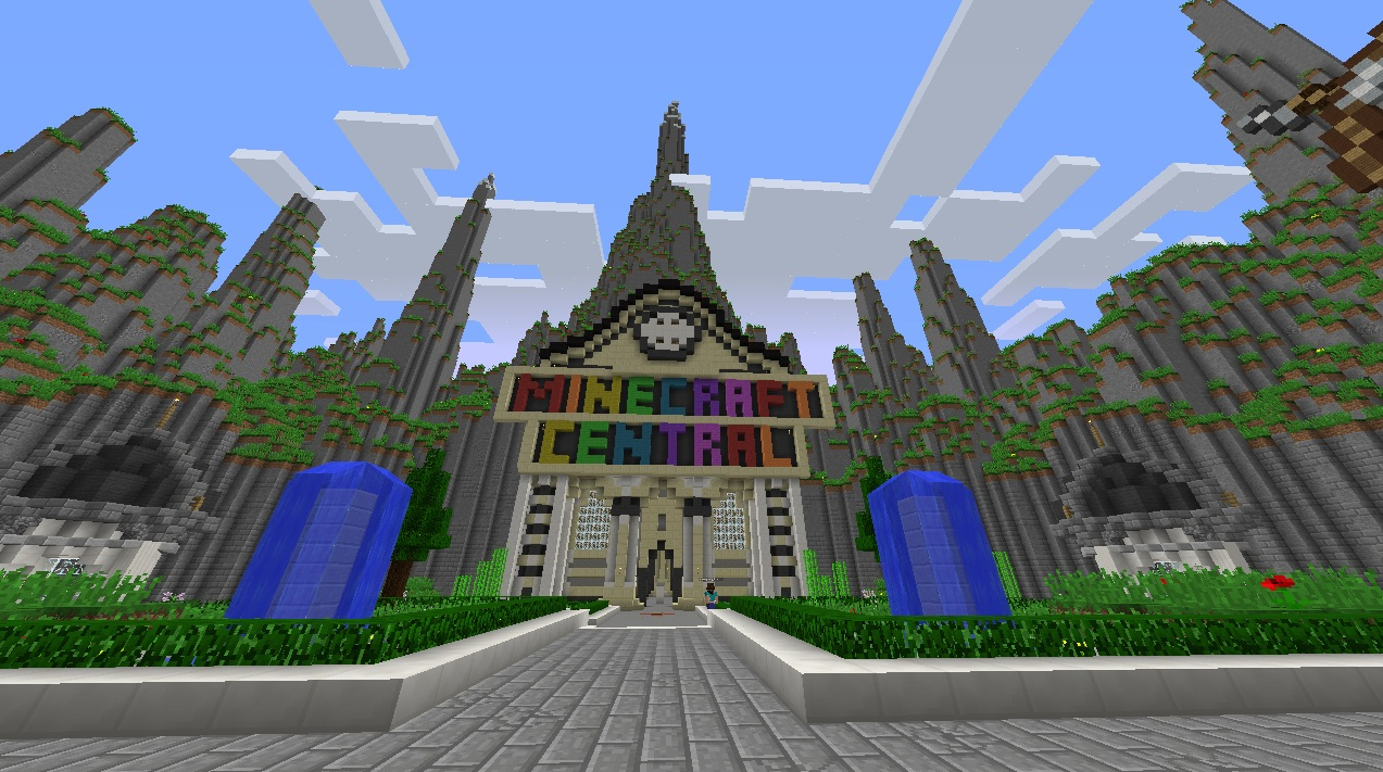 File:Minecraft Central Minecraft server with basic survival