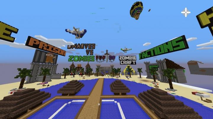 minecraft servers 1.8 8 skywars