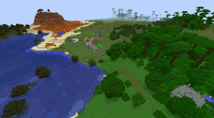 Minecraft Jungle Temple Seeds - Minecraft seeds wiki