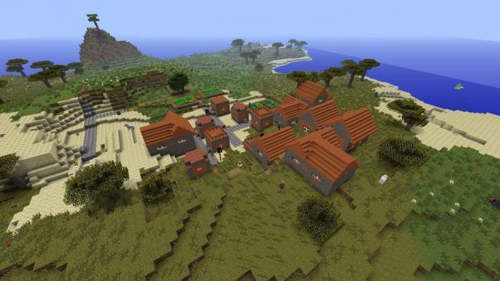 Minecraft Wikipedia Seeds — ZwiftItaly