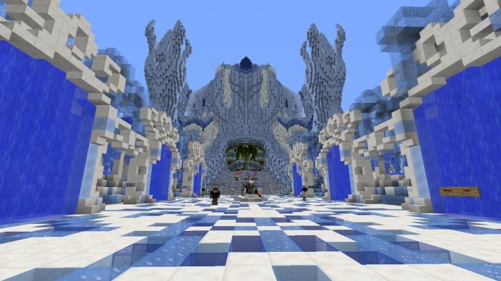 Minecraft skywars server list - Minecraft seeds wiki