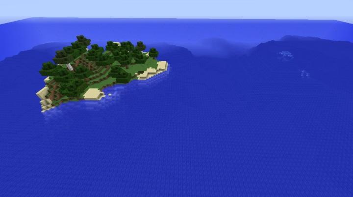 Minecraft Survival Island Seeds - Page 2 - Minecraft seeds wiki
