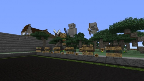 Minecraft 1 8 4 server list - Minecraft seeds wiki