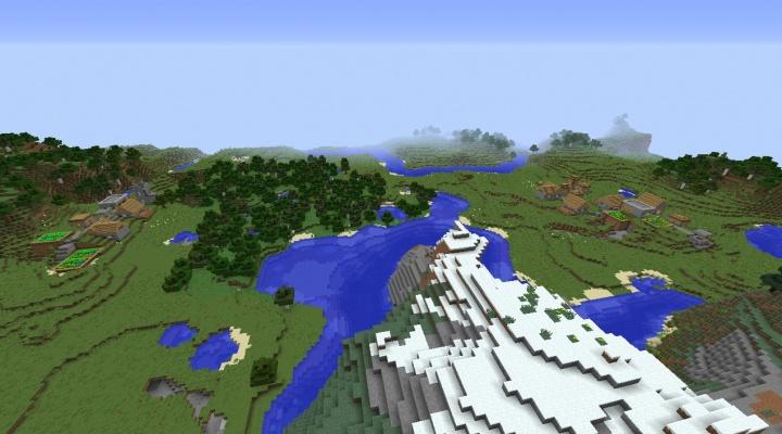 minecraft end portal seed 1.12.2