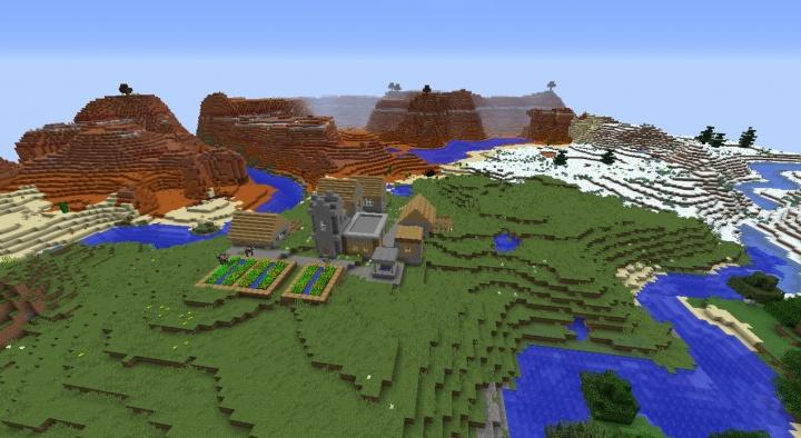 Best Minecraft Seeds - Minecraft seeds wiki
