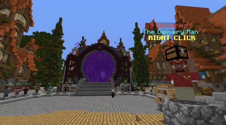 Minecraft PvP server list - Minecraft seeds wiki
