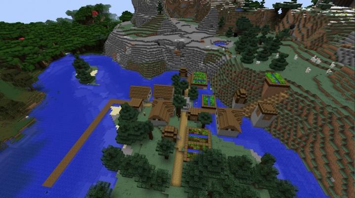 Minecraft Seeds - Minecraft seeds wiki